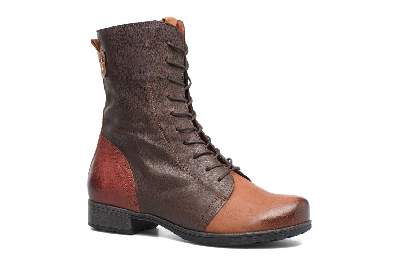 Bottines et boots Think! Denk! 81023 Marron vue détail/paire