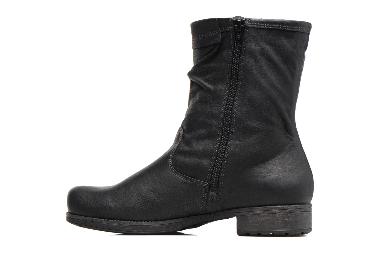 Bottines et boots Think! Denk! 81010 Noir vue face