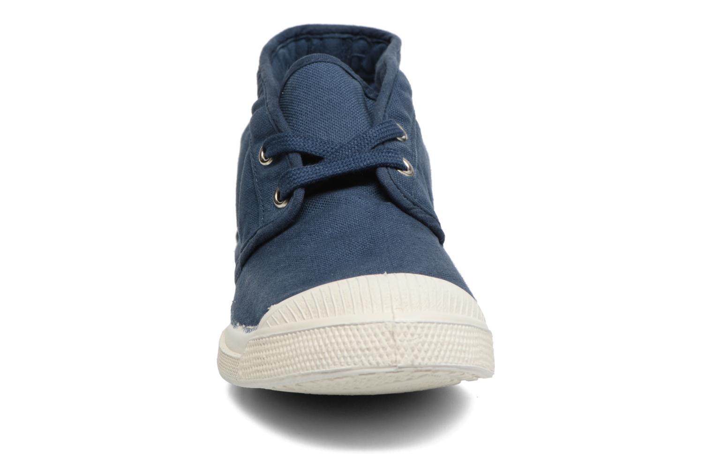Baskets Bensimon Tennis New Nils Bleu vue portées chaussures
