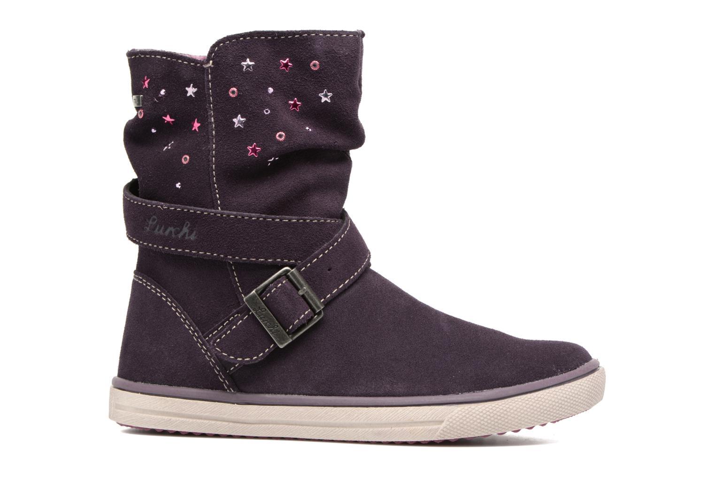 Bottines et boots Lurchi by Salamander Cina-Tex Violet vue derrière