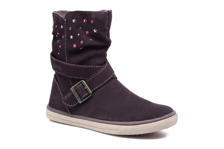 Bottines et boots Lurchi by Salamander Cina-Tex Violet vue détail/paire