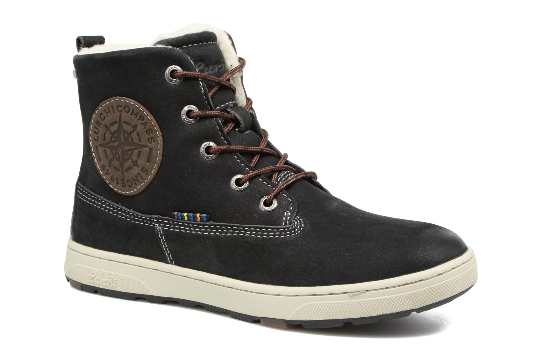 Bottines et boots Lurchi by Salamander Doug-Tex Marron vue détail/paire