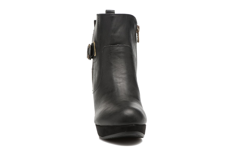 Bottines et boots Refresh Beblo Noir vue portées chaussures