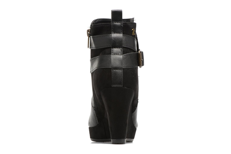 Bottines et boots Refresh Beblo Noir vue droite