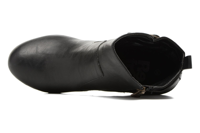 Bottines et boots Refresh Beblo Noir vue gauche
