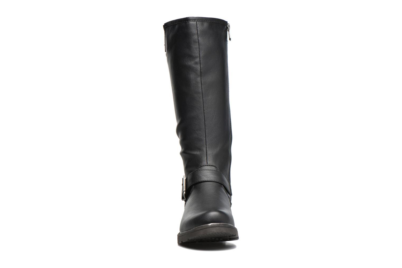 Bottes Refresh Otepa Noir vue portées chaussures
