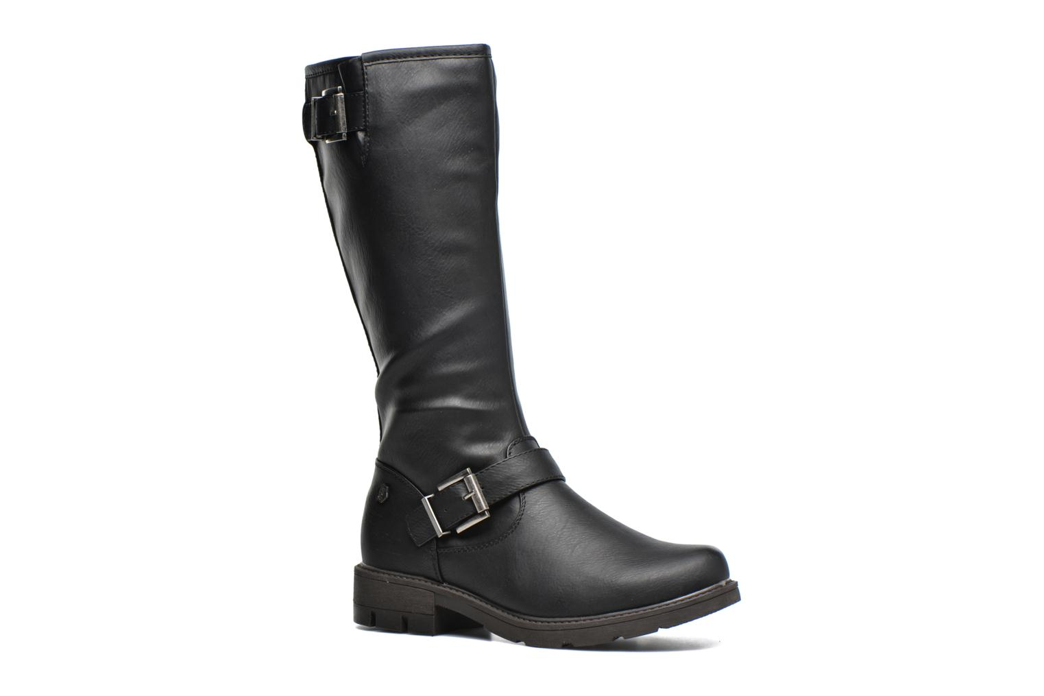 Boots & wellies Refresh Otepa Black detailed view/ Pair view
