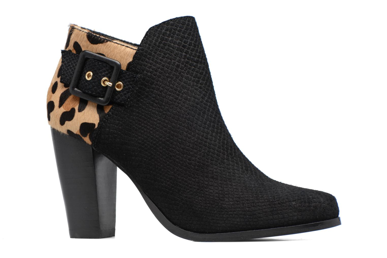 Bottines et boots Dune London Oaklee Noir vue derrière