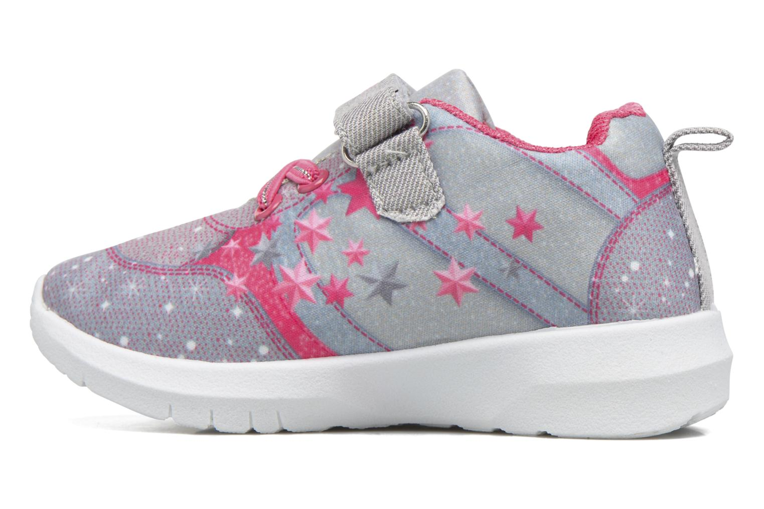 Sneakers Peppa Pig PP Nef Grigio immagine frontale