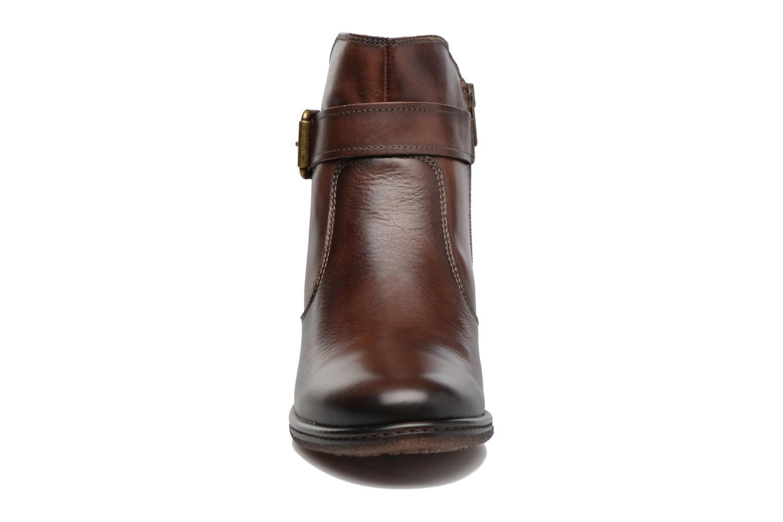 Bottines et boots Pikolinos ZARAGOZA W9H-8917 Marron vue portées chaussures