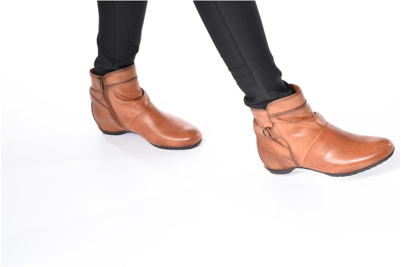 Bottines et boots Pikolinos VENEZIA 968-8878 Marron vue bas / vue portée sac