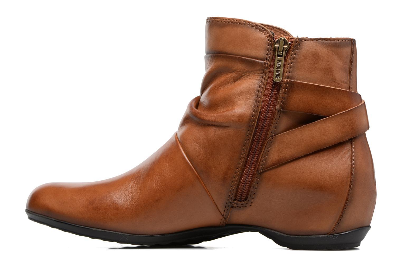 Bottines et boots Pikolinos VENEZIA 968-8878 Marron vue face