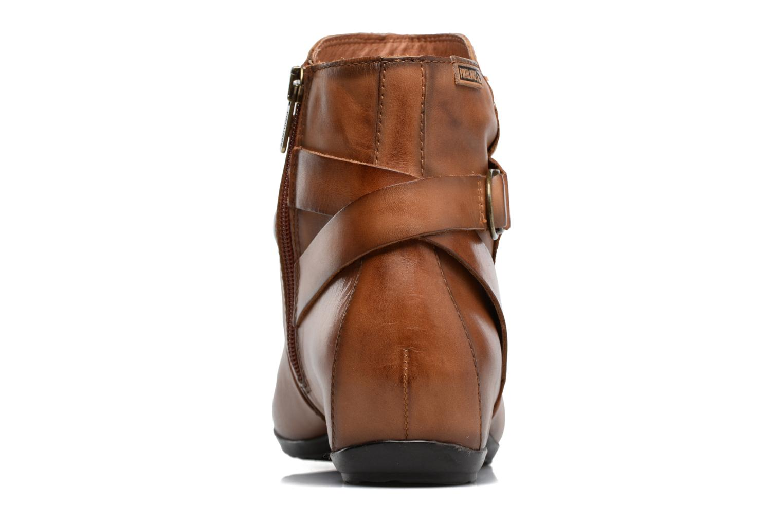Bottines et boots Pikolinos VENEZIA 968-8878 Marron vue droite
