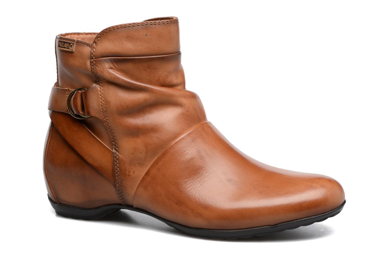 Bottines et boots Pikolinos VENEZIA 968-8878 Marron vue détail/paire
