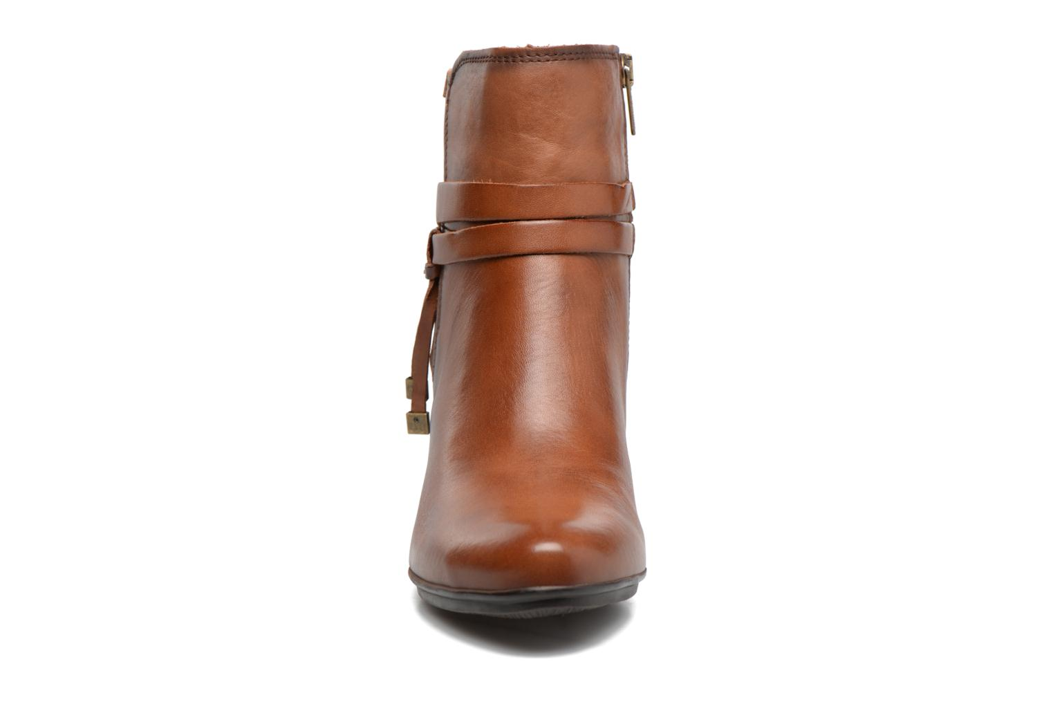 Ankle boots Pikolinos SEGOVIA W1J-8531 Brown model view