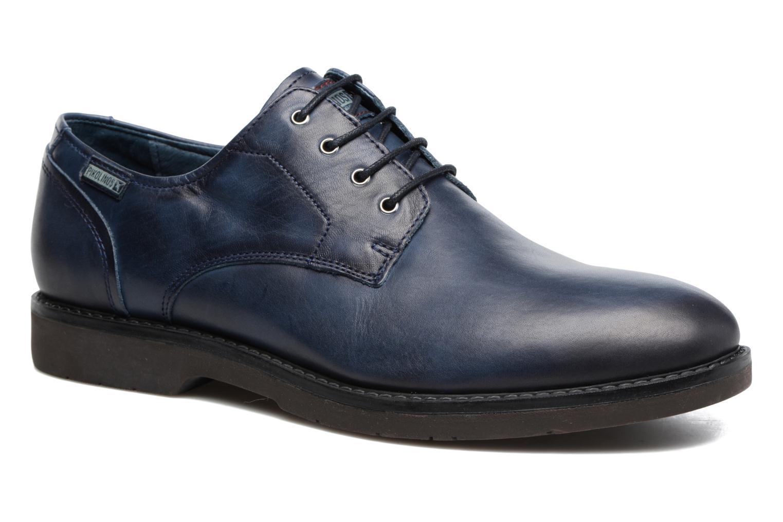 Pikolinos GANTE M0J-4168 (Bleu) - Chaussures à lacets chez Sarenza (300741)