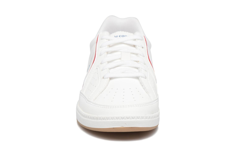 Baskets Le Coq Sportif Icons Ps Sport Gum Blanc vue portées chaussures