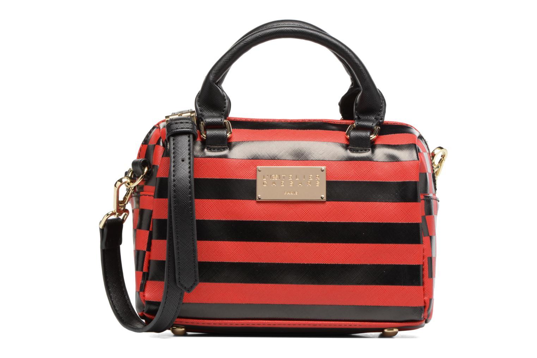 Sacs à main L'Aetelier Caesars LOLA Bowling Bag S Rouge vue détail/paire