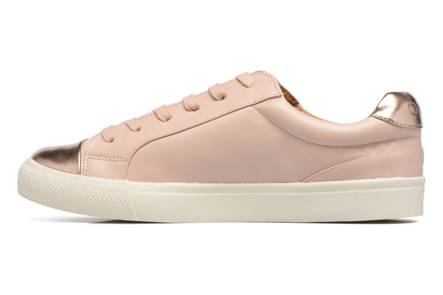 Baskets ONLY Sira skye nude sneaker Rose vue face