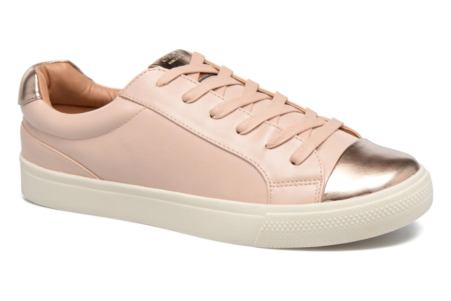 Baskets ONLY Sira skye nude sneaker Rose vue détail/paire