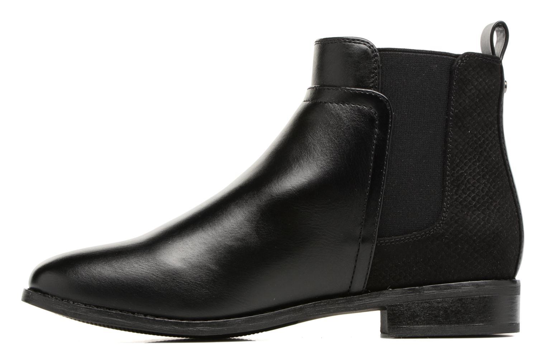 Bottines et boots ONLY Bobby elastic bootie Noir vue face