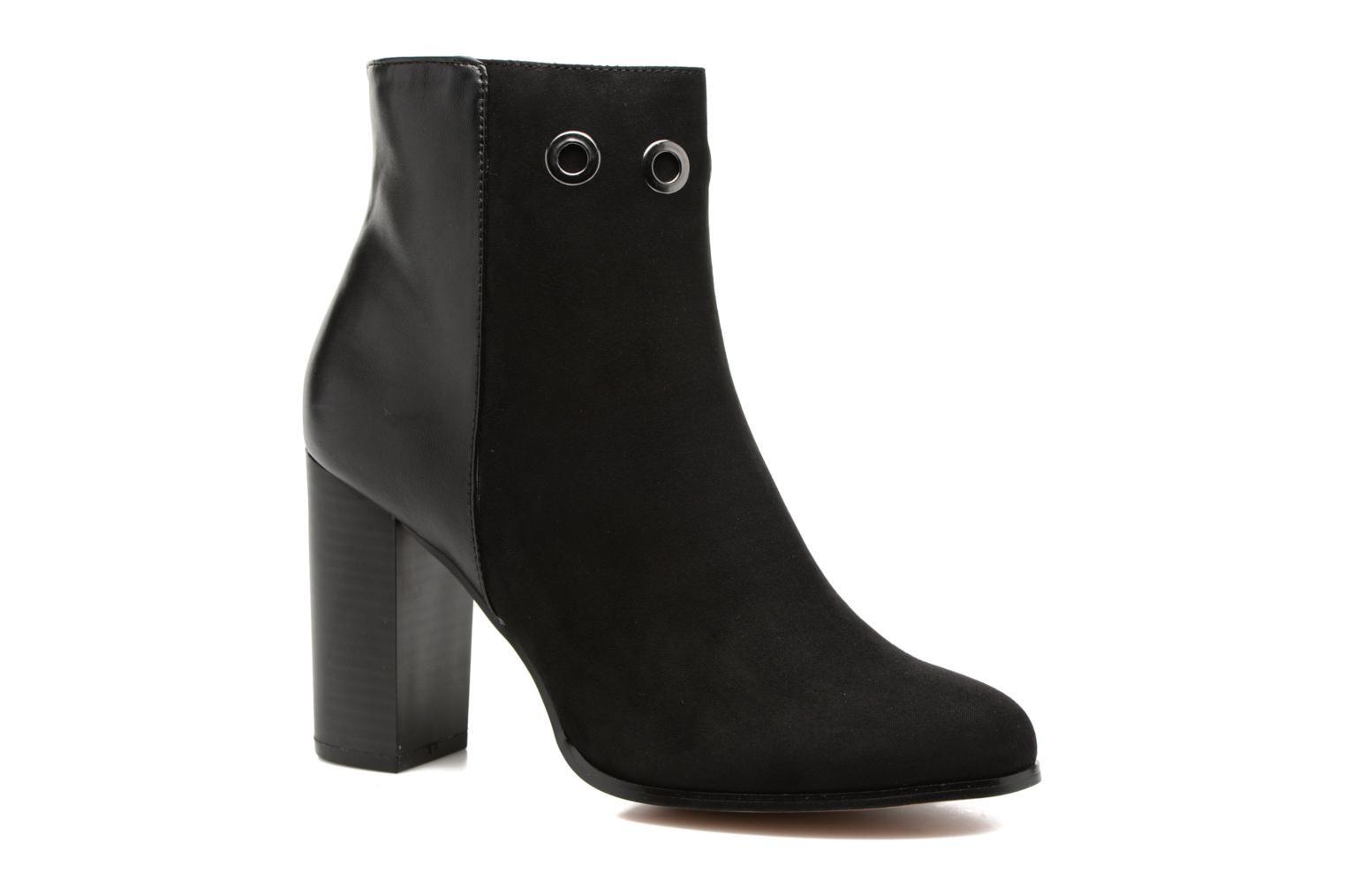 Ankle boots ONLY Broom Black detailed view/ Pair view