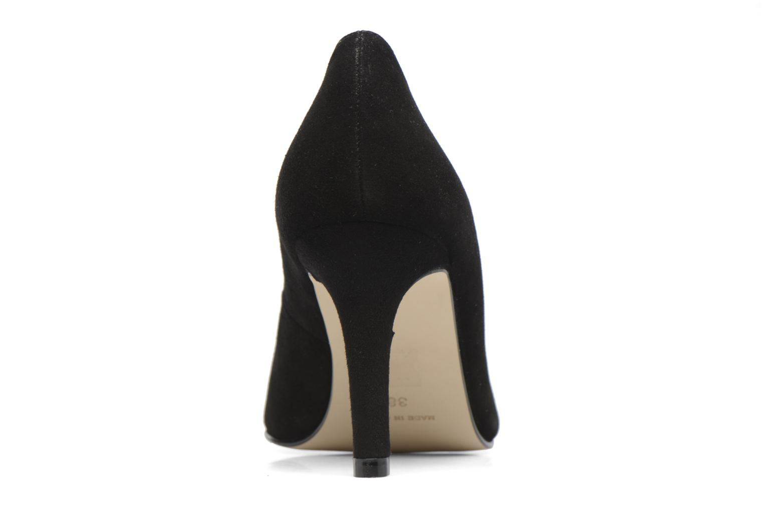 High heels Georgia Rose Epomy Black view from the right