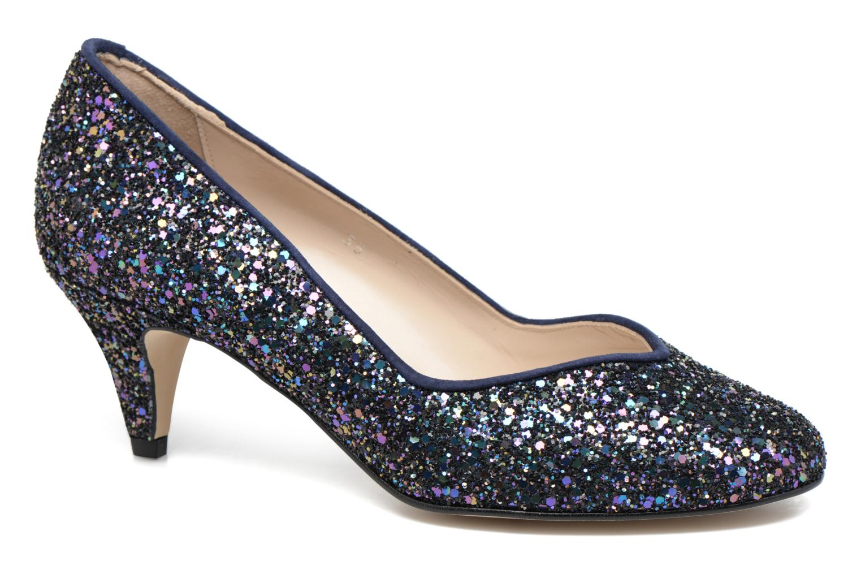 High heels Georgia Rose Engliter Blue detailed view/ Pair view