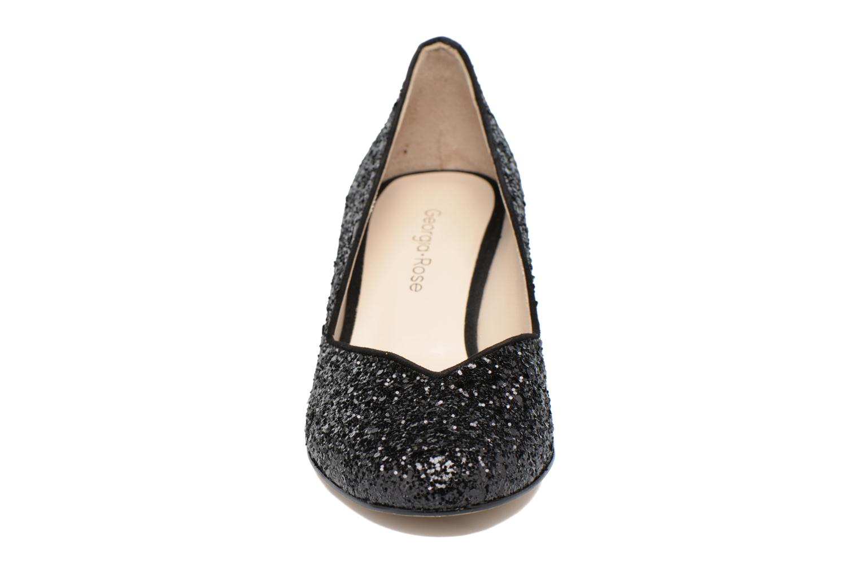 Escarpins Georgia Rose Engliter Noir vue portées chaussures