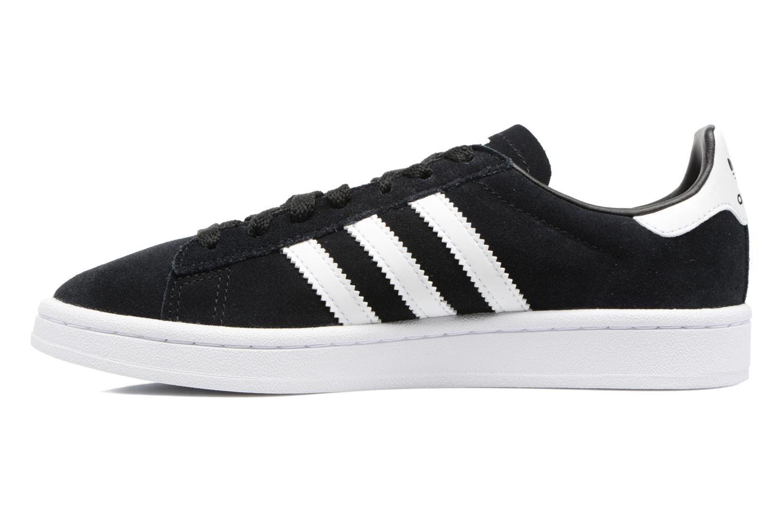 Sneakers Adidas Originals Campus J Nero immagine frontale