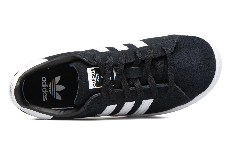 Sneakers Adidas Originals Campus C Nero immagine sinistra