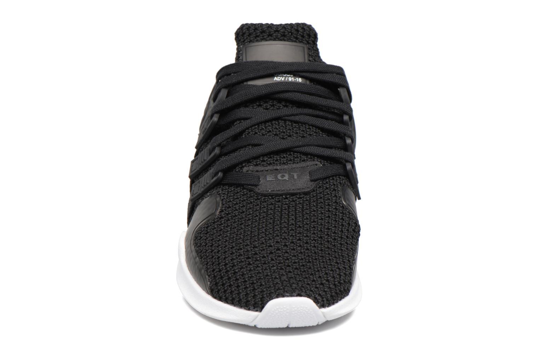 Baskets Adidas Originals Eqt Support Adv C Noir vue portées chaussures
