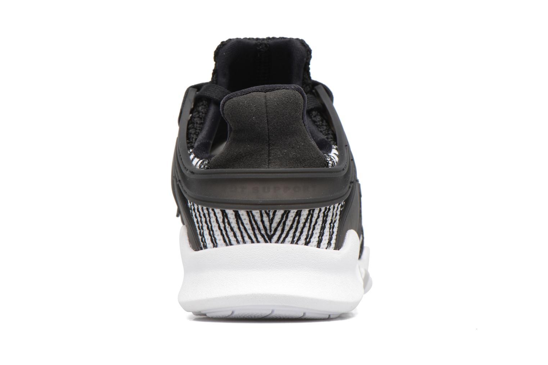 Baskets Adidas Originals Eqt Support Adv C Noir vue droite