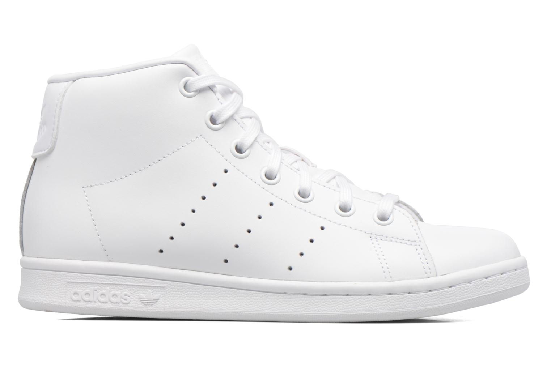 Baskets Adidas Originals Stan Smith Mid J Blanc vue derrière