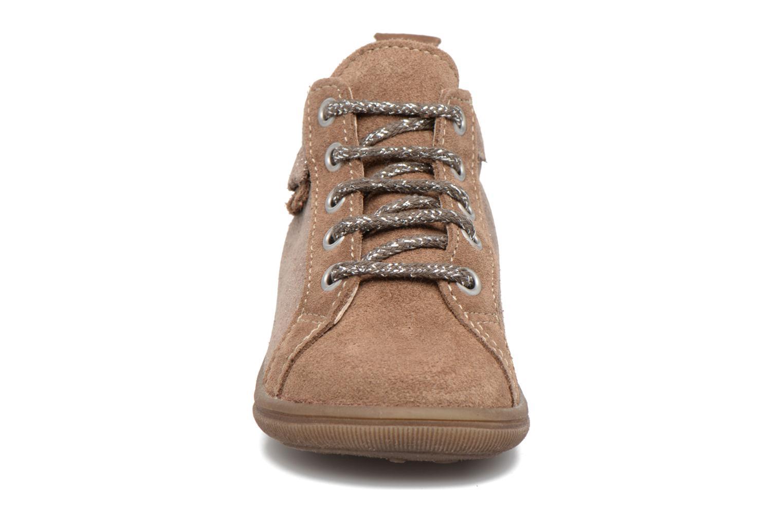 Bottines et boots Bopy Zilari Marron vue portées chaussures