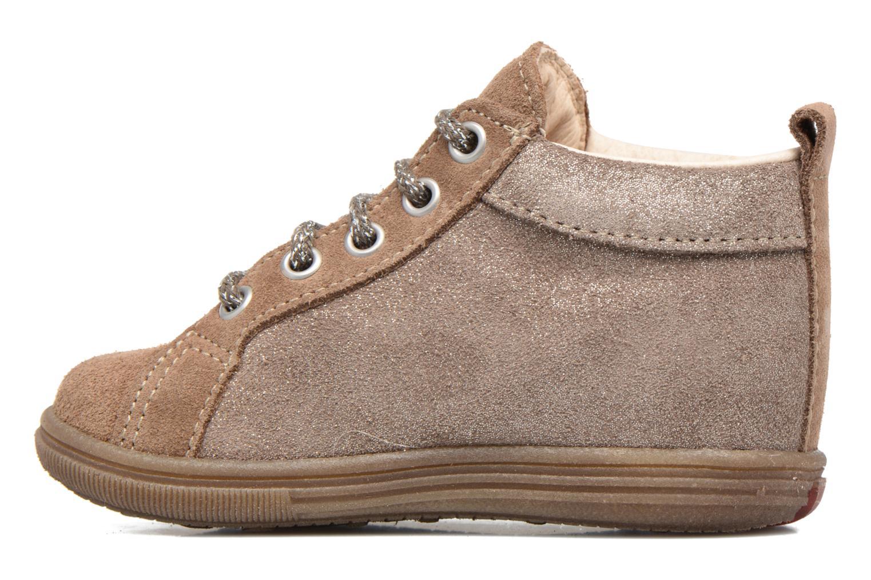 Bottines et boots Bopy Zilari Marron vue face