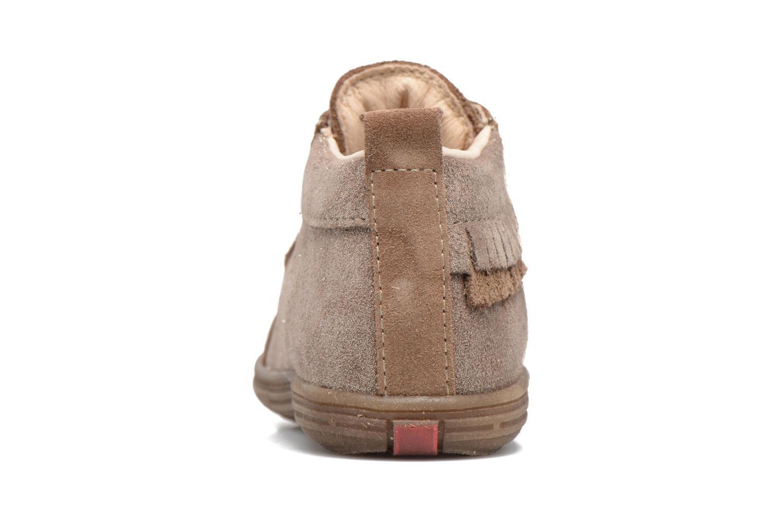 Bottines et boots Bopy Zilari Marron vue droite