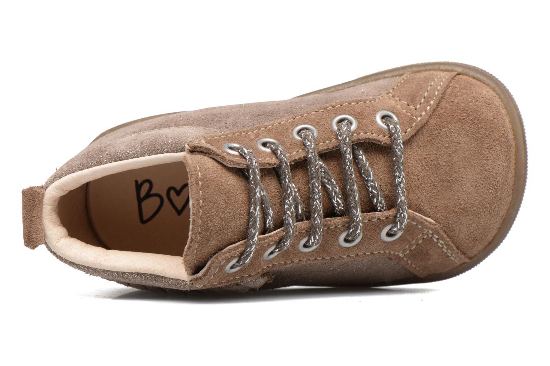 Bottines et boots Bopy Zilari Marron vue gauche