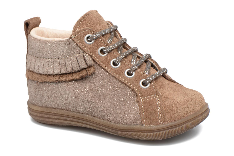 Bottines et boots Bopy Zilari Marron vue détail/paire