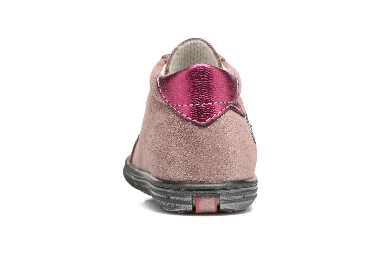 Bottines et boots Bopy Zeana Rose vue droite
