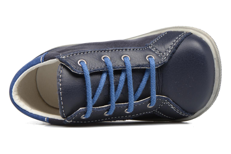 Bottines et boots Bopy Zat Bleu vue gauche