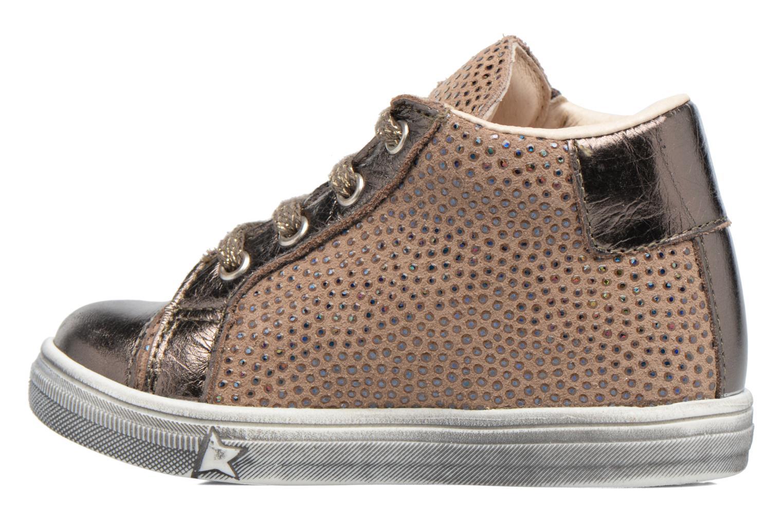 Sneakers Bopy Belette Marrone immagine frontale