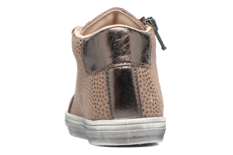 Sneakers Bopy Belette Marrone immagine destra