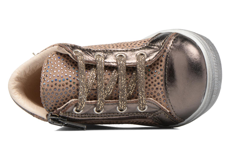 Sneakers Bopy Belette Marrone immagine sinistra