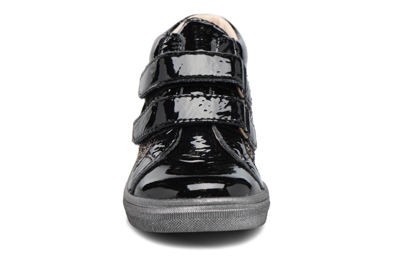 Baskets Bopy Banitavel Noir vue portées chaussures
