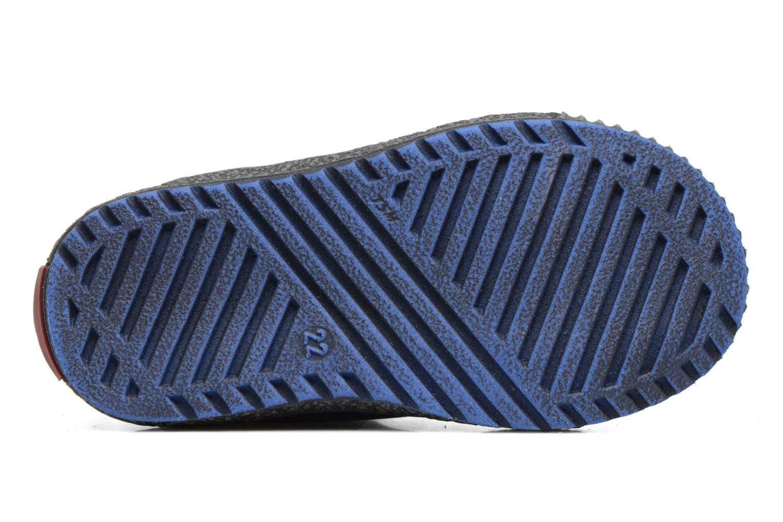 Baskets Bopy Bojan Bleu vue haut