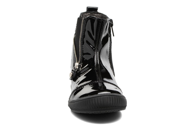 Bottines et boots Bopy Shanel Noir vue portées chaussures