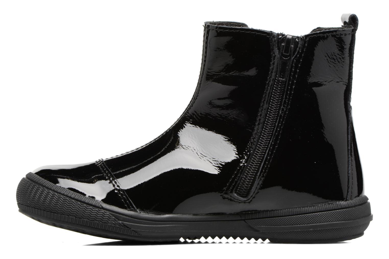 Bottines et boots Bopy Shanel Noir vue face