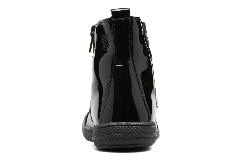 Bottines et boots Bopy Shanel Noir vue droite