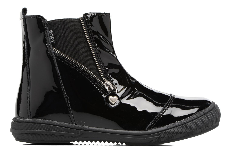 Bottines et boots Bopy Shanel Noir vue derrière